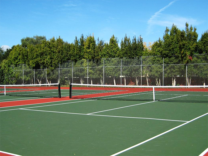 Sân Tennis Sealinks City